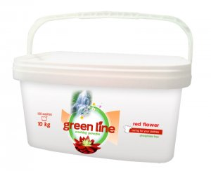 Green Line - Red Flower vedierko 10kg
