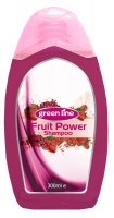 Green Line - Šampón Fruit Power 0,3L